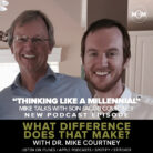 Thinking Like A Millennial:   Podcast